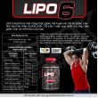 Nutrex Lipo 6 Black Fat Burner
